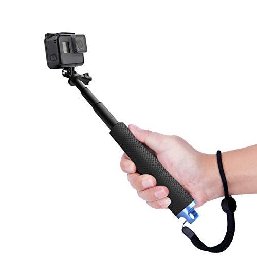 Luxebell Selfie Stick Telescopico in Alluminio, per Gopro Hero 7...