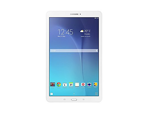 Samsung Galaxy Tab E Tablet, Bianco, 9.6, 8 GB Espandibili, WiFi...