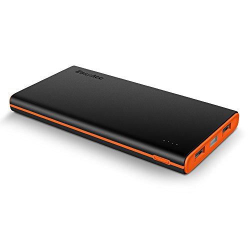 EasyAcc 10000-BO Batteria esterna portatile, 10000mAh, per iPhone...