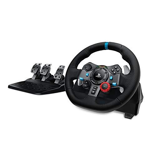 Logitech G29 Driving Force Volante da Corsa con Pedali...
