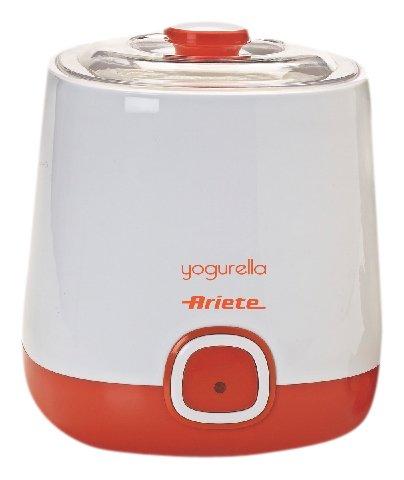 Ariete 621/1 Yogurella Yogurtiera Elettrica con Accessorio per...