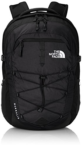 The North Face Borealis, Zaino Unisex Adulto, Nero (TNF), 28L