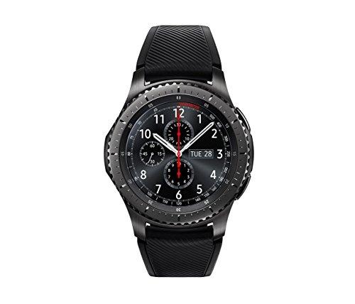 Samsung Gear S3 Frontier Smartwatch, GPS, IP68, Nero/Grigio...