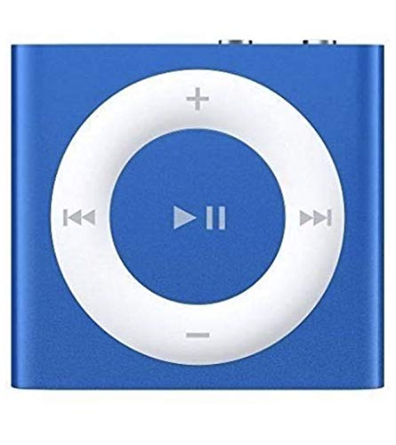 Apple Ipod Shuffle 5th Generation 2GB Blue 4th Mp3 Player
