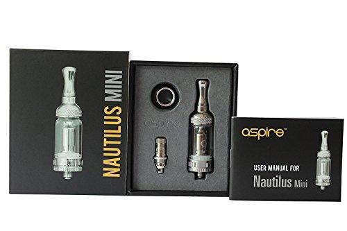 Autentico Aspire Nautilus Mini BVC Atomizzatore Kit Completi Non...