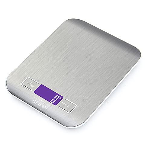GPISEN Bilancia da Cucina Smart Digitale...