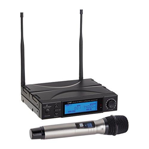 SOUNDSATION WF-U1300H - Radiomicrofono UHF con 1 Palmare