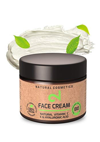 DUAL Day & Night Face Cream|Crema Viso Giorno e Notte 100%...