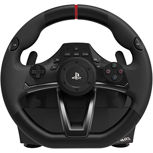 Hori Volante Rwa Racing Whee Apex (PS4/PS3/PC) - Ufficiale Sony -...