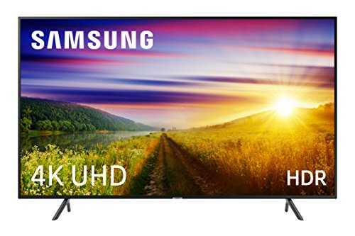 Samsung UE40NU7125KXXC 40' Smart Tv, 4K Ultra Hd Wi-Fi Nero
