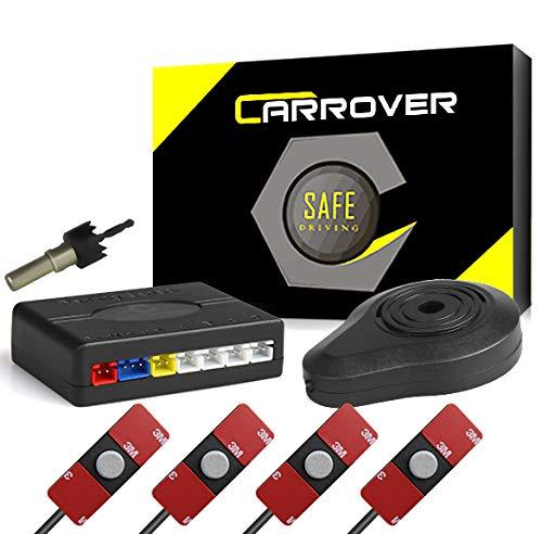 CAR ROVER Auto Inversione di Sostegno Sensore di Parcheggio Kit 4...