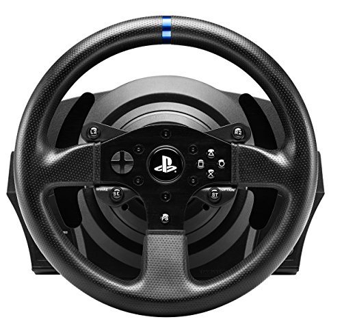 Thrustmaster T300 RS (Volante incl. 2-Pedali, Force Feedback,...