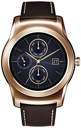 LG Watch Urbane Smartwach, Display P-OLED 1.3'', Android Wear,...