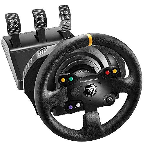 Thrustmaster TX Racing Wheel Leather Edition (Volante inkl....