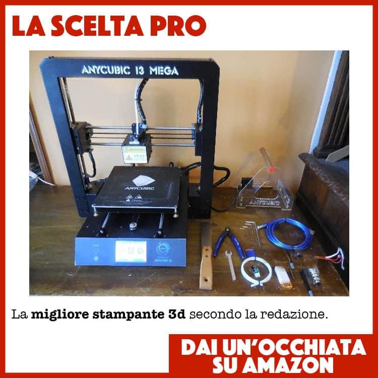 migliore-stampante-3d